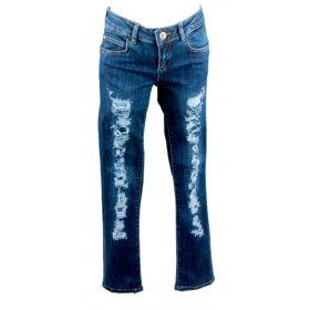 Pantalón tejano Niña Liu·Jo G66151D4127 (Azul-01, 16-años)