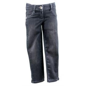 Pantalón tejano Niña Lú Lú by Miss Grant I1098952 (Negro, L)
