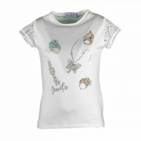Camiseta Niña Elsy Baby 69100T10