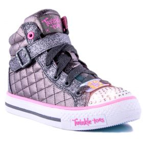 Botín Niña Skechers 10573L (Rosa, 31 )