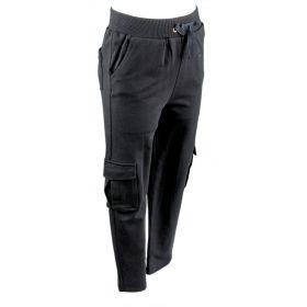 Pantalón Niña Twin-Set GA62AP (Negro, 12-años)