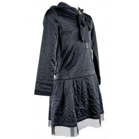 Vestido Niña Twin-Set GA62L4 (Negro, 14-años)