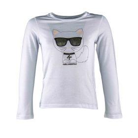 Camiseta Niña Karl Lagerfeld Z15210