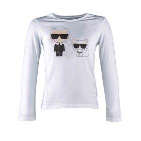 Camiseta Niña Karl Lagerfeld Z15211