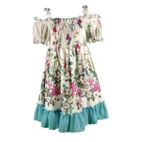 Vestido Niña Paola Montaguti C422