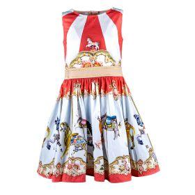 Vestido Niña Molo S19E150