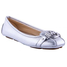 Bailarina Mujer Michael By Michael Kors 40S5FUFR1M (Plata, 36)