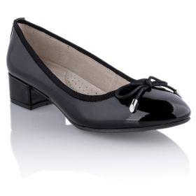 Bailarina Mujer Isotoner 93407 (Negro, 38)