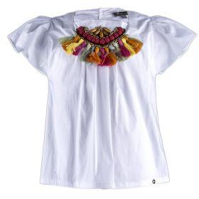 Blusa Niña Miss Grant 25218640 (Blanco, XL)