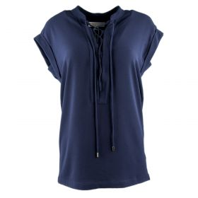 Blusa Mujer Michael by Michael Kors MS74L3Y4YP (Azul-01, M)