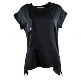 Blusa Mujer By Malene Birger Q54873069 (Negro, XS)