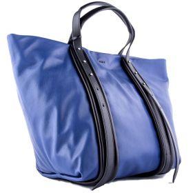 Bolso Mujer DKNY R461190302 (Azul-01, Única)