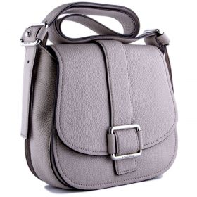 Bolso Mujer Michael by Michael Kors 30H6SUZM3L (Gris-01, Única)