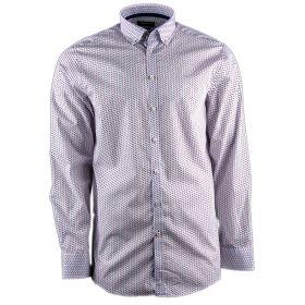 Camisa Hombre Benvenuto 68460-47207 (Rosa, XL)
