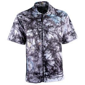 Camisa Hombre Bara BARA01 (Gris-01, M)