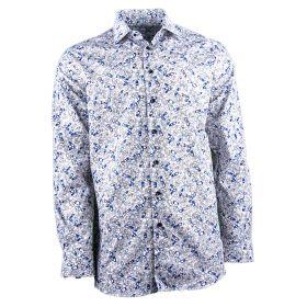 Camisa Hombre Emanuel Berg 21706621705904 (Multicolor, XL)