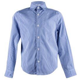 Camisa Niño Hugo Boss J25Z01 (Azul-01, 4-años)