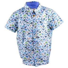 Camisa Niño Paul Smith Junior 5J12532 (Multicolor, 14-años)
