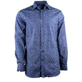 Camisa Hombre Emanuel Berg 21706821706104 (Azul-01, M)