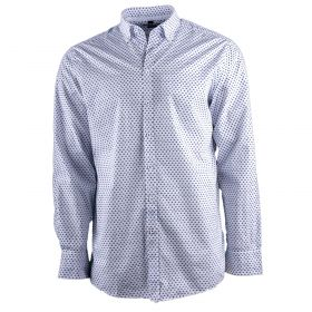 Camisa Hombre Benvenuto 68476-47343 (Bicolor, M)