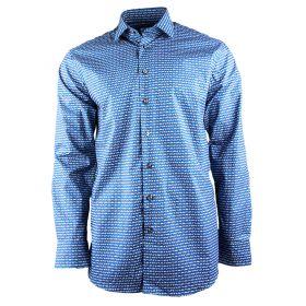 Camisa Hombre Emanuel Berg 21706721706001 (Multicolor, XXXL)