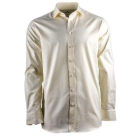 Camisa Hombre Emanuel Berg Mr. Crown 478 (Amarillo, L)