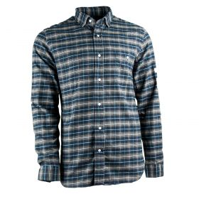 Camisa Hombre Edmmond OTTO (Verde-02, L)