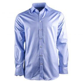 Camisa Hombre Emanuel Berg Mr. Crown 477 (Azul-01, XL)