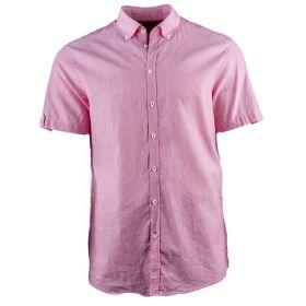 Camisa Hombre Benvenuto 68484-47328 (Rosa-01, L)