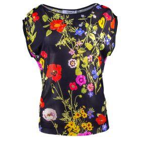 Camiseta Mujer Blugirl 05200 (Negro, M)