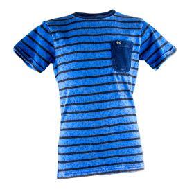 Camiseta Niño Petrol Industies TSR619 (Azul-01, 16-años)