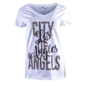Camiseta Mujer Blugirl 05566 (Blanco, S)