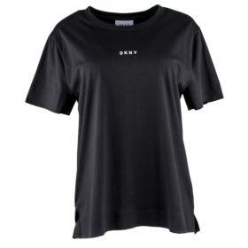 Camiseta Mujer DKNY P4662188H (Negro, L)