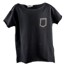 Camiseta Niña Liu·Jo G18197J5368 (Negro, L)