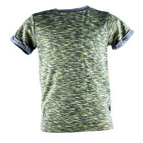 Camiseta Niño Petrol Industries TSR630 (Verde-01, 16-años)