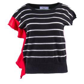 Camiseta Mujer Blugirl 05035 (Multicolor, S)