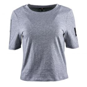 Camiseta Mujer Juicy Couture WTKT74266 (Gris-01, XL)