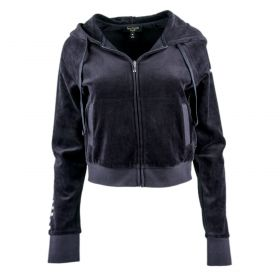 Chaqueta Mujer Juicy Couture WTKJ68020 (Negro, XL)
