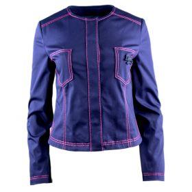 Chaqueta Mujer Love Moschino WI76780S2710 (Azul-03, L)