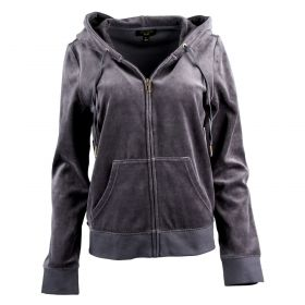 Chaqueta Mujer Juicy Couture WTKJ87141 (Gris-01, L)