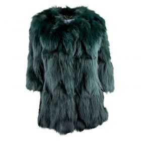 Chaqueta Mujer Blugirl 04620 (Verde-01, M)
