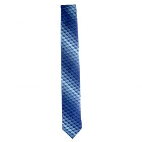 Corbata Mujer Benvenuto 69501-26702 (Azul-01, Única)