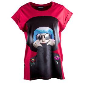 Camiseta Mujer Emporio Armani 6Y2T54-2JK6Z