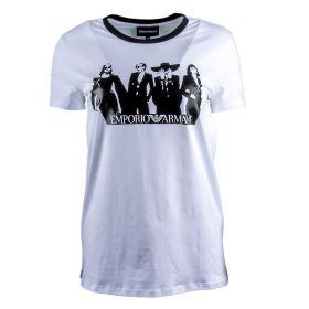 Camiseta Mujer Emporio Armani 6Y2T56-2J7SZ