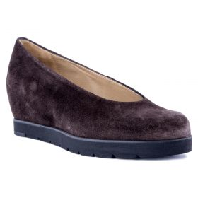 Zapato Salón Mujer Unisa CANIMA-F16-BS (Marron, 36 )