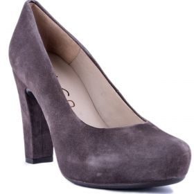 Zapato Salón Mujer WISCO-KS (Marron, 37 )