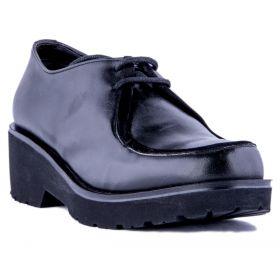 Zapato Mujer Albano 7524 (Negro, 36 )