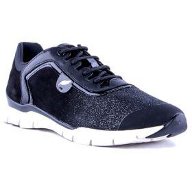 Zapatillas Deportivas Mujer Geox D62F2B-0J021 (Negro, 36 )