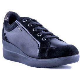 Zapatillas Deportivas D6430A-02285 (Negro, 37 )