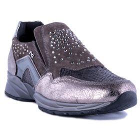 Zapatillas Deportivas Mujer Nero Giardini 16033D (Gris, 40)
